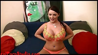 Audition Big titty shy lady bitchy and swallows