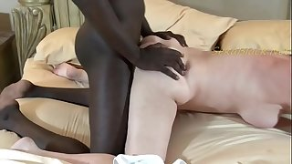 Seka Explores Interracial and This MILF Has Her First Tart's Experience With a Black Bull