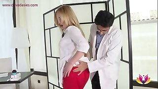 Doctor pounds impotent patient's wife
